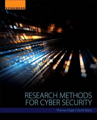 Research Methods for Cyber Security (BOK)
