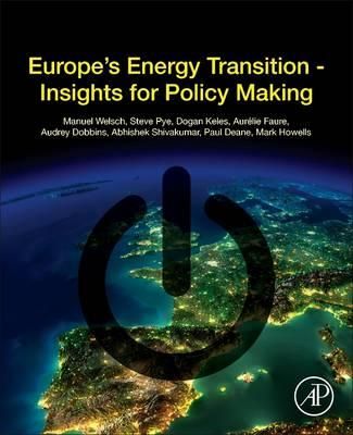 Europe's Energy Transition (BOK)