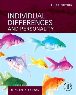 Individual Differences and Personality (BOK)