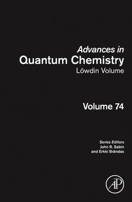 Advances in Quantum Chemistry: Lowdin Volume (BOK)
