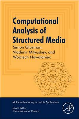 Computational Analysis of Structured Media (BOK)