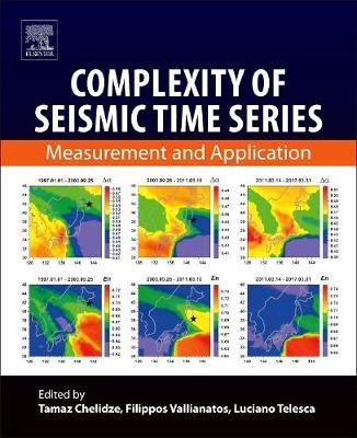 Complexity of Seismic Time Series (BOK)