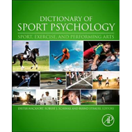 Dictionary of Sport Psychology (BOK)