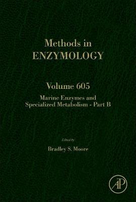 Marine enzymes and specialized metabolism - Part B (BOK)