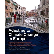 Adapting to Climate Change in Europe (BOK)