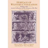 Heritage of Western Civilization: v. 1: Ancient Civilizations and the Emergence of the West (BOK)