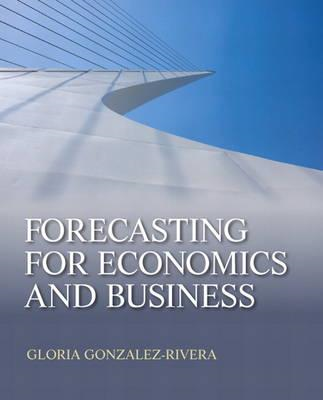 Forecasting for Economics and Business (BOK)