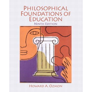 Philosophical Foundations of Education (BOK)