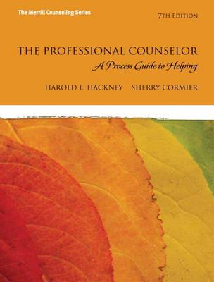 The Professional Counselor: A Process Guide to Helping (BOK)