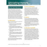 International Financial Reporting Standards Tips (BOK)