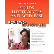 Pearson Reviews & Rationales: Fluids, Electrolytes, & Acid-Base Balance with Nursing Reviews & Ratio (BOK)