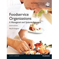 Food Service Organizations: A Managerial and Systems Approach (BOK)