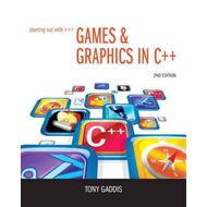 Starting Out with Games & Graphics in C++ (BOK)