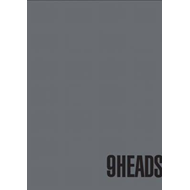 9 Heads: A Guide to Drawing Fashion (BOK)