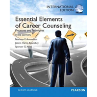 Essential Elements of Career Counseling: Processes and Techniques (BOK)