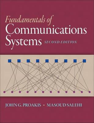 Fundamentals of Communication Systems (BOK)