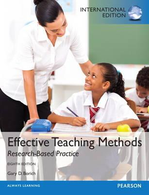 Effective Teaching Methods: Research-Based Practice (BOK)