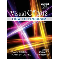 Visual C# 2012 How to Program (BOK)