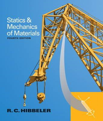 Statics and Mechanics of Materials (BOK)