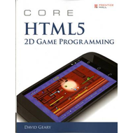 Core HTML5 2D Game Programming (BOK)