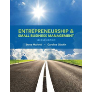 Entrepreneurship and Small Business Management (BOK)