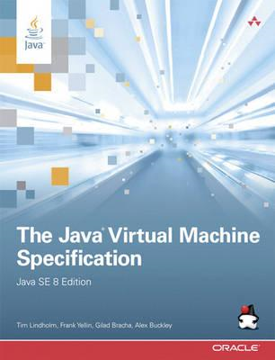 Java Virtual Machine Specification, Java SE 8 Edition (BOK)