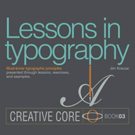 Lessons in Typography (BOK)