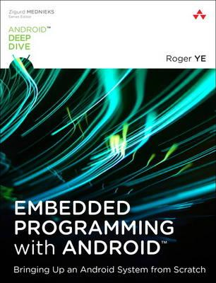 Embedded Programming with Android (BOK)