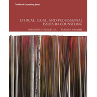 Ethical, Legal, and Professional Issues in Counseling (BOK)