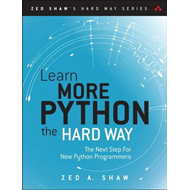 Learn More Python 3 the Hard Way (BOK)