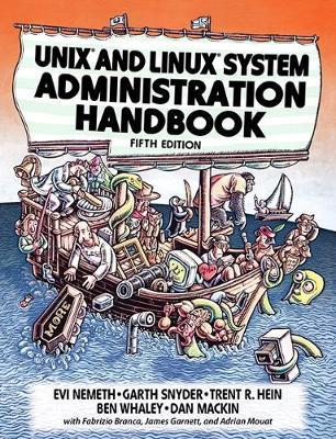 UNIX and Linux System Administration Handbook (BOK)