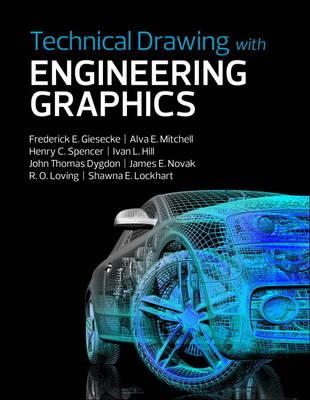 Technical Drawing with Engineering Graphics (BOK)