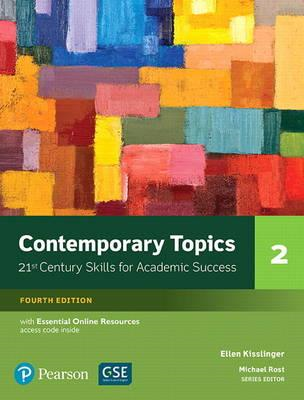 Contemporary Topics 2 with Essential Online Resources (BOK)