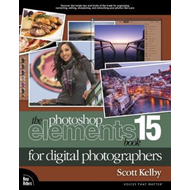 Photoshop Elements 15 Book for Digital Photographers (BOK)