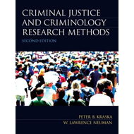 Criminal Justice and Criminology Research Methods (BOK)