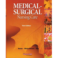 Medical Surgical Nursing Care (BOK)