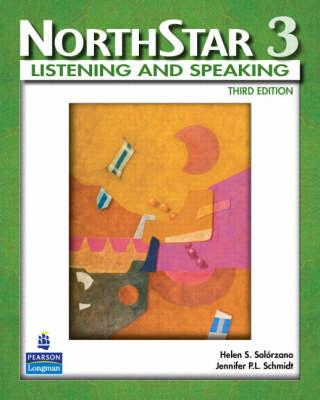 NorthStar, Listening and Speaking 3 (Student Book Alone) (BOK)