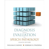 Diagnosis and Evaluation in Speech Pathology (BOK)