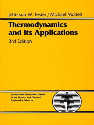 Thermodynamics and Its Applications (BOK)