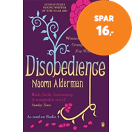 Produktbilde for Disobedience - From the author of The Power, winner of the Baileys Women's Prize for Fiction 2017 (BOK)