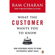 What the Customer Wants You to Know (BOK)