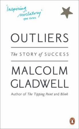 Outliers - why some people succeed and some don't (BOK)
