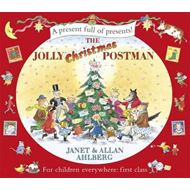 Jolly Christmas Postman (BOK)