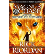 Produktbilde for Magnus Chase and the Sword of Summer (Book 1) (BOK)