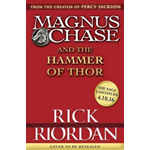 Magnus Chase and the Hammer of Thor (BOK)