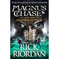 Produktbilde for Magnus Chase and the Hammer of Thor (Book 2) (BOK)