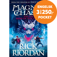 Produktbilde for Magnus Chase and the Ship of the Dead (Book 3) (BOK)
