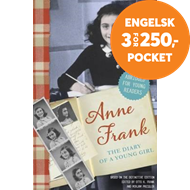 Produktbilde for Diary of Anne Frank (Abridged for young readers) (BOK)