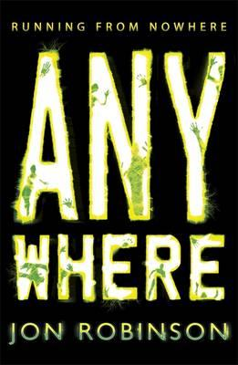 Anywhere (Nowhere Book 2) (BOK)
