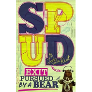 Spud: Exit, Pursued by a Bear (BOK)